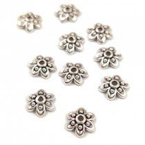 Gyöngykupak - arany színű - 8x3mm