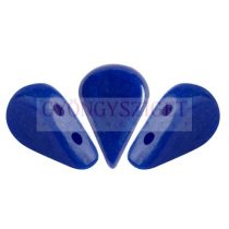 Amos® par Puca®bead - Opaque Sapphire Luster - 5x8 mm