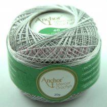 Anchor Crochet Thread - Size 40 - Gray
