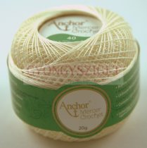 Anchor Crochet Thread - Size 40 - Cream