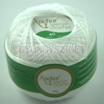 Anchor Crochet Thread - Size 40 - White
