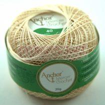 Anchor Crochet Thread - Size 60 - Golden Brown