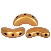 Arcos® par Puca®gyöngy - brass gold - 5x10 mm