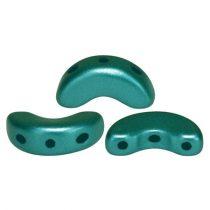 Arcos® par Puca® gyöngy - pastel emerald - 5x10 mm