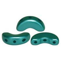 Arcos® par Puca®gyöngy gyöngy - pastel emerald - 5x10 mm