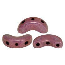Arcos® par Puca®gyöngy - purple vega luster - 5x10 mm