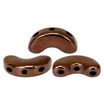 Arcos® par Puca®gyöngy - bronz - 5x10 mm