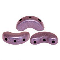 Arcos® par Puca®gyöngy - metallic plum - 5x10 mm