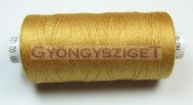 Horgoló cérna - astra30 - aranybarna