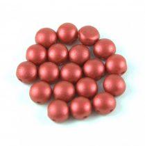 Candy - Cseh préselt kétlyukú gyöngy - Lavared - 6mm