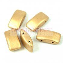 Carrier Bead - 9x17mm - Aztec Gold