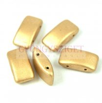 Carrier Bead - 9x17mm - Aztec Gold