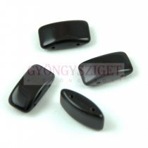 Carrier Bead - 9x17mm - Jet