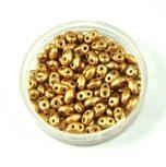 Miniduo gyöngy - 2.5 x 4 mm