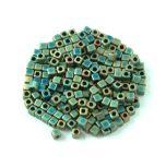 Miyuki kocka alakú gyöngyök - 1,8 mm