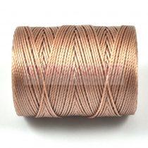 C-lon Beading Therad - blush - 0,5mm