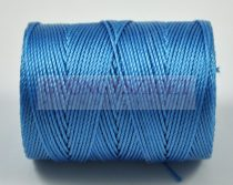C-lon Beading Therad - carribian blue - 0,5mm