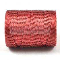 C-lon Beading Therad - copper rose - 0,5mm