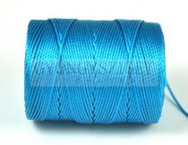 C-lon Beading Therad - cyan - 0,5mm