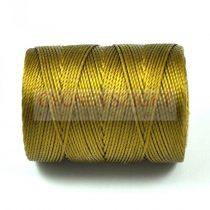 C-lon Beading Therad - golden olive - 0,5mm