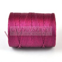 C-lon Beading Therad - raspberry - 0,5mm