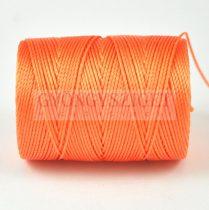 C-lon Beading Therad - tangerine - 0,5mm