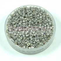 Miyuki Delica Japanese Seed Bead  size : 11/0 - 0251 Galvanized Gray Luster