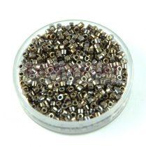 Miyuki delica gyöngy 0254 - Gold Luster Opaque Brown - 11/0 - 20g-AKCIOS