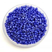 Miyuki delica gyöngy 0361 - lüszteres matt bíborkék - 11/0