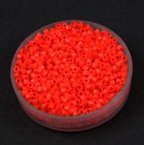 Miyuki delica gyöngy 0727 - Opaque Crimson - 11/0
