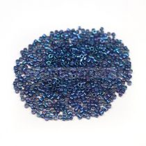 Miyuki delica gyöngy 1005 - metál bíbor szilva irisz - 11/0