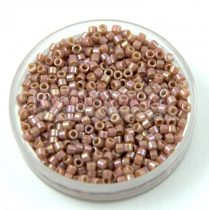 Miyuki delica gyöngy 2271 - Opaque Glazed Beige - 11/0 - 20g - AKCIOS