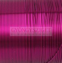 Ékszerdrót - 0.3mm - 10m - Fuchsia