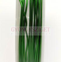 Ékszerdrót - 1mm - 2.5m - zöld