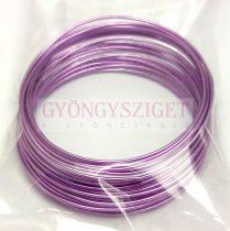 Ékszerdrót - 1mm - 5m - Purple