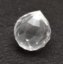Feng Shui kristály - Crystal - 25x21mm