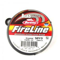 Berkley Fireline - crystal - gyöngyfűző szál - 0.2mm (0.008 inch)