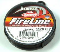 Berkley Fireline - smoke - gyöngyfűző szál - 0.2mm (0.008 inch)