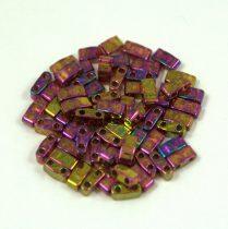 Miyuki féltila gyöngy - 301 - Rainbow Luster Rose Gold - 2.5x5mm