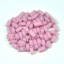 Miyuki féltila gyöngy - 599 - lüszteres antik rózsa - 2.5x5mm - 10g-AKCIOS