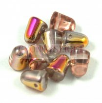 Gumdrop 7x10mm - kristály sliperit