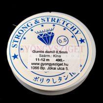 Gumis damil - 0,5mm - 11-12m