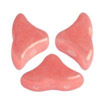 Hélios® par Puca®gyöngy - Opaque Indian Peach - 6x10 mm