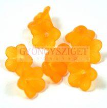 Harangvirág - narancs - 8x12mm