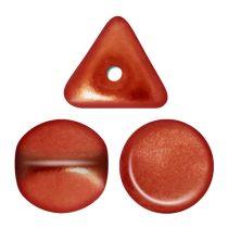 Ilos® par Puca®gyöngy - Bronze Red Mat - 5x5 mm