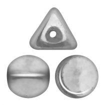 Ilos® par Puca®gyöngy - Silver - 5x5 mm