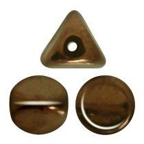 Ilos® par Puca®gyöngy - Bronz - 5x5 mm
