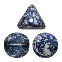 Ilos® par Puca®gyöngy - Tweedy Blue - 5x5 mm