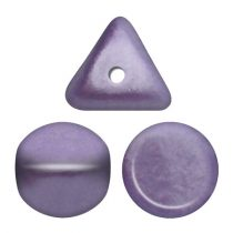 Ilos® par Puca®gyöngy - Matt Metallic Purple - 5x5 mm