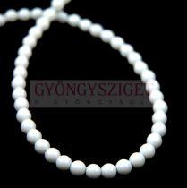 Jade - round bead - 6mm - strand